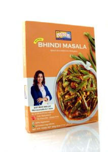Ashoka Bhindi Masala | Buy Online at the Asian Cookshop